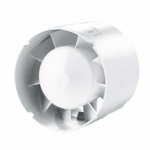 In-Line Hydroponic VKO T Fan with Timer 100mm