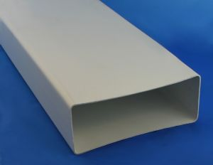 PL150 - FD  220 x 90mm Flat Channel Duct