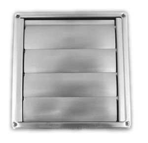 PL125 - RDGGSS Stainless Steel Gravity Grille