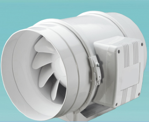 TD Mixvent Inline Duct Fans