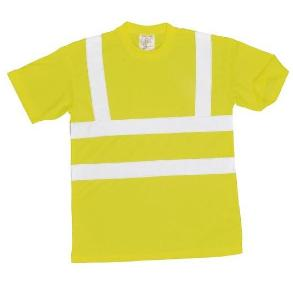 PPE High Visibility Comfort T-Shirt