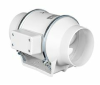 TDS - 160/100 Silent Mixed Flow Inline Fan with Timer