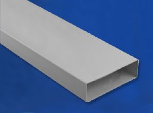 PL125 - FD  204 x 60mm Flat Channel Duct