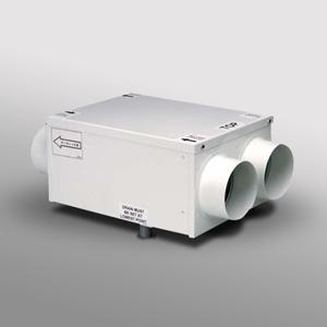 Manrose - Domestic/Commercial In Line Heat Recovery Unit