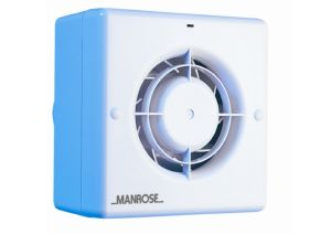 Manrose XF Range Wall Fan 150mm