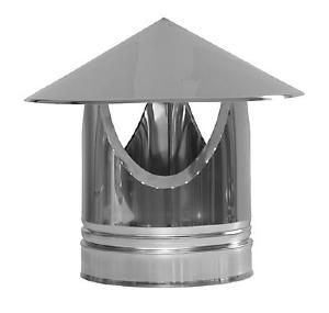 DTW Twin Wall Rain Cap