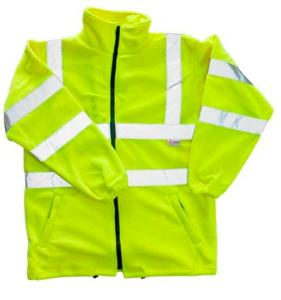 PPE High Visibility Fleece Jacket