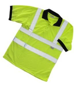 PPE High Visibility Polo Shirt