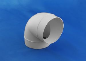 PL125 - RDB90 90 Elbow Pipe Connector