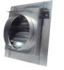 BFD/PF - Circular Fire Damper with Plasterboard Frame