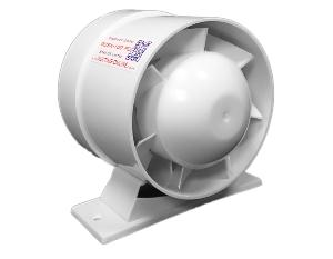 "Polo 100mm 4"" Inline Fan"