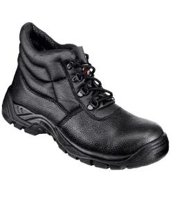 PPE Tuff Safety Leather Chukka Boots