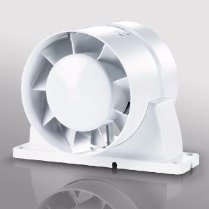 In-Line Hydroponic VKO Tk Fan with Timer & Bracket 125mm dia