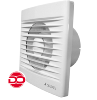 Styl 100dia Bathroom Fan with Pull Cord