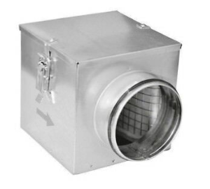 FKO - Inline Air Filter Box